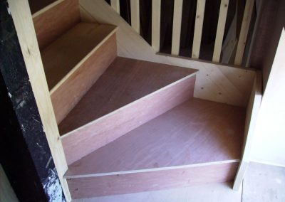 YSW bespoke joinery staircases 02
