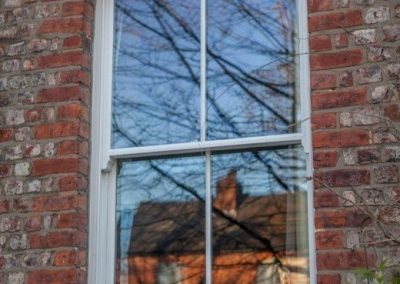 YSW sash window restoration