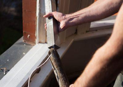 YSW sash window restoration 05