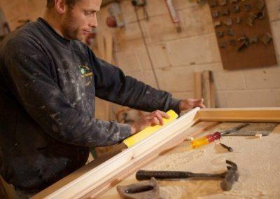 YSW sash windows workshop 02