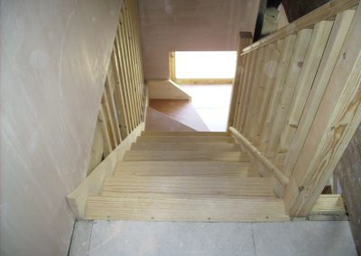 YSW bespoke joinery staircases 03