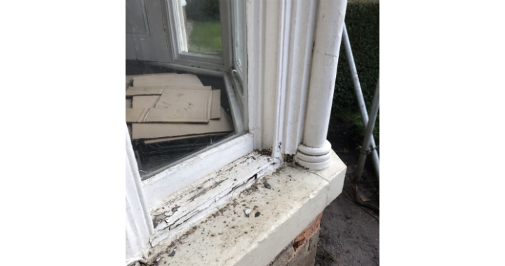 Timber sash windows: common problems