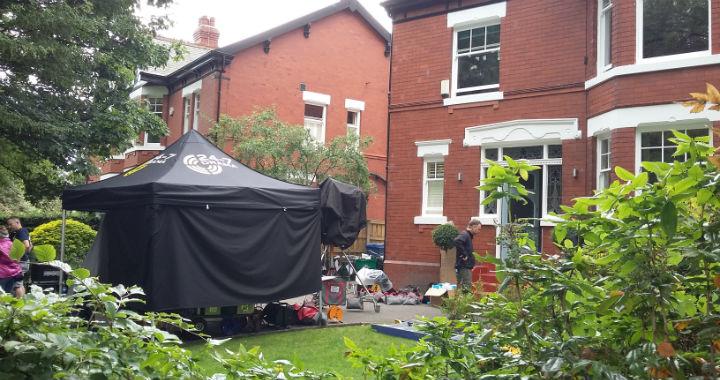 Sash window refurbishment attracts television show…
