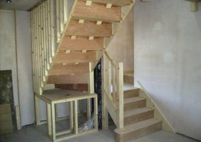 YSW bespoke joinery staircases 01