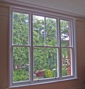 Example Sash Window
