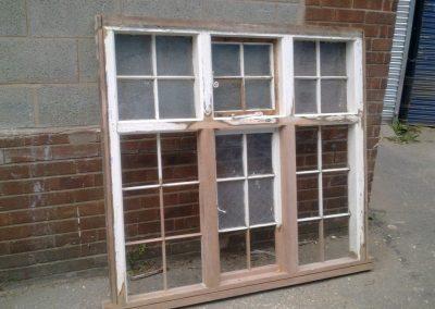 YSW casement window restoration 07