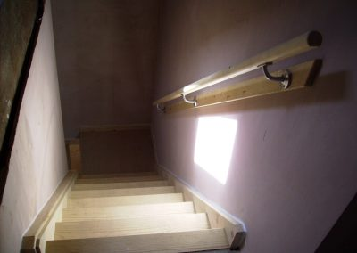 YSW bespoke joinery staircases 04