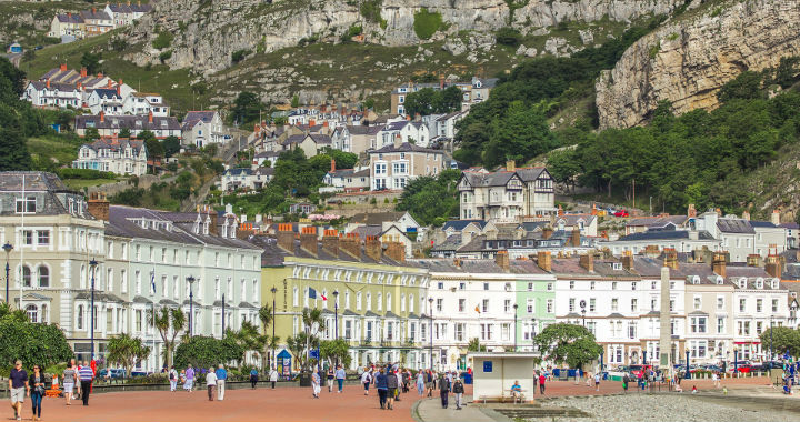 Llandudno Conservation Areas: our work in the town