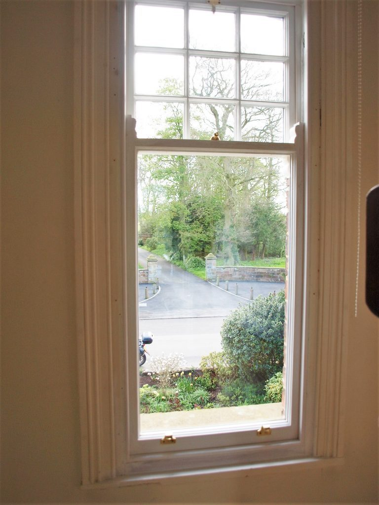 Northallerton sash window renovation