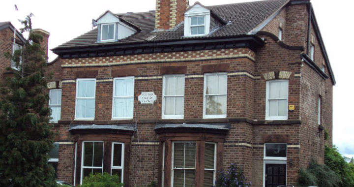 The Wirral: its heritage and sash windows