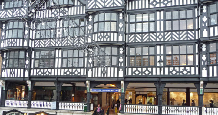 Preserving sash windows and architectural heritage in Chester