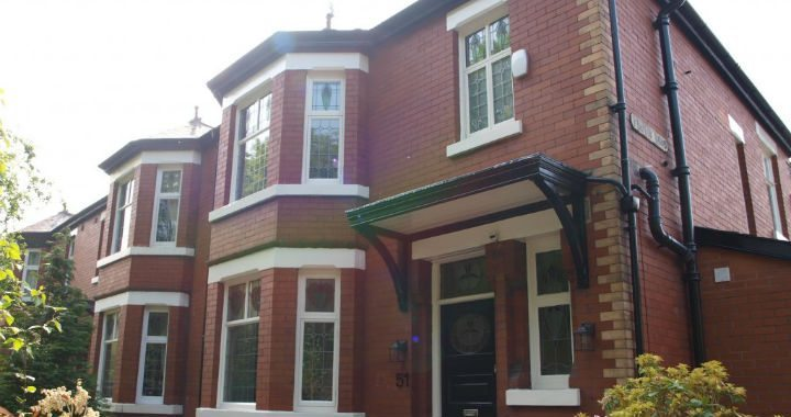 Case Study: Edwardian design retained by restoring casement windows in Cheshire