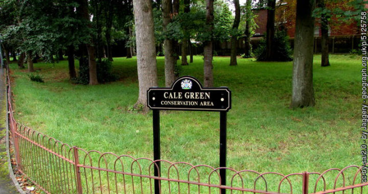 The character and appearance of Cale Green Conservation Area